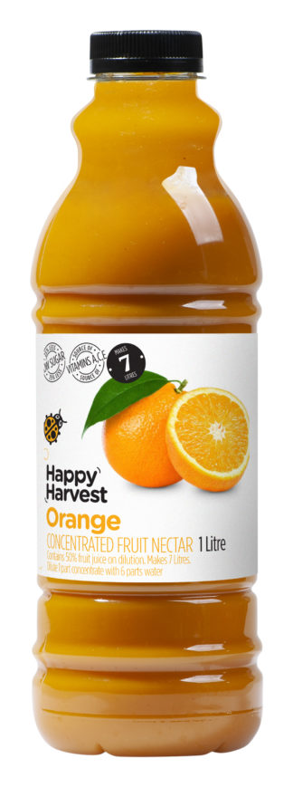 Happy Harvest Orange Concentrate 1ℓ