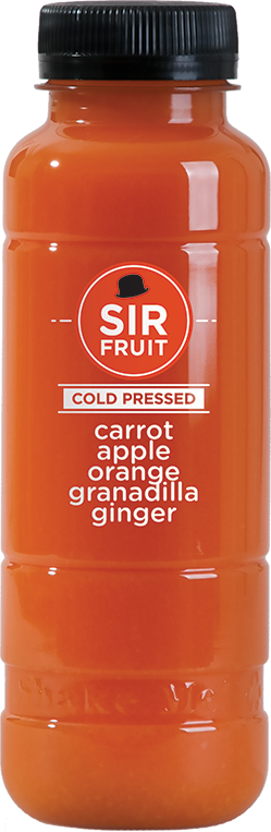 Cold Pressed Carrot 300ml