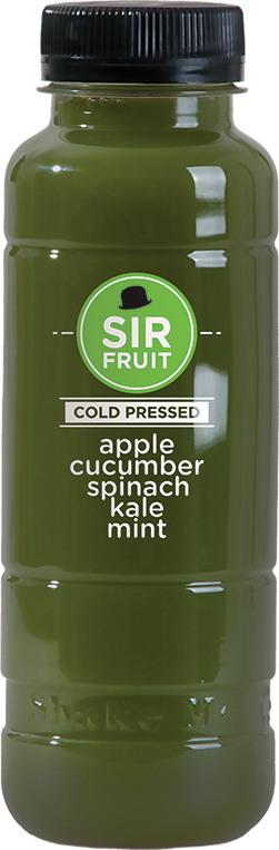 Cold Pressed Spinach 300ml