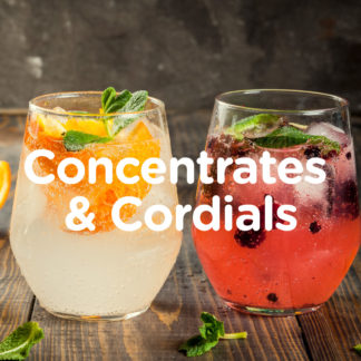 Cordials & Concentrates