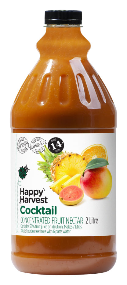 Happy Harvest Cocktail Concentrate 2ℓ