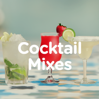 Fresh Cocktail Mixes