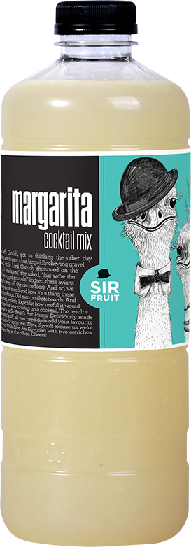 Fresh Margarita Cocktail Mix 750ml