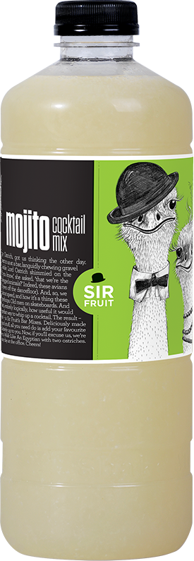 Fresh Mojito Cocktail Mix 750ml