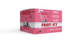 BOS Fruit Icy Cherry 6 x 100ml
