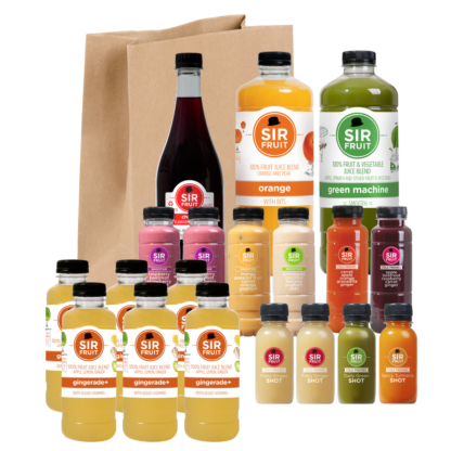 All the Sir Fruit Favourites - Monthly Subscription