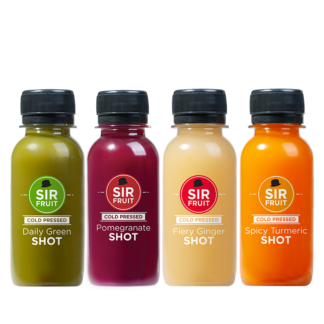 Mixed Shots Boxes - Monthly Subscription